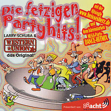 LARRY SCHUBA & WESTERN UNION - CD - Die fetzigen Partyhits