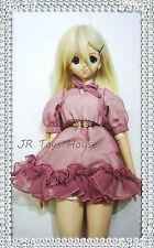 1/3 BJD Dolls Lady Dress set Puple fit Volks  Dream BJD Dollfie Dream