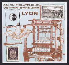 BLOC CNEP N° 50 ** LYON SALON DE PRI NTEMPS 2008, NEUF