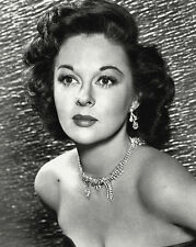 ACTRESS SUSAN HAYWARD - 8X10 PUBLICITY PHOTO (EE-147)