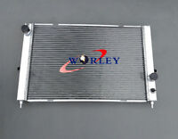 2 core aluminum radiator for LAND ROVER DISCOVERY II 2 V8 4.0 4.6 1999-2004