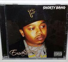 "SHORTY BANG Emakulent CD SEALED COMPTON G Funk Random Rap Private nwa lp 12"""
