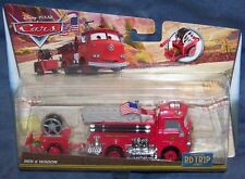 CARS - RED & WAGON Road Trip - Mattel Disney Pixar