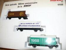 B21  Märklin 4488 Wagenset 50 Jahre SNCF Sonderserie