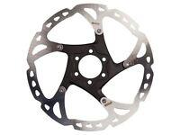 Shimano Deore XT RT76 MTN Mountain Bike Cycling Disc Brake Rotor 160mm