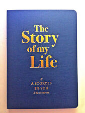 The story of my life  ISBN 9781608631599  Piccadilly writing notebook