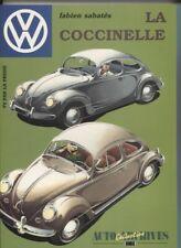 BEETLE  Volkswagen  Coccinelle  Recueil d'articles de presse .....  LIVRE NEUF