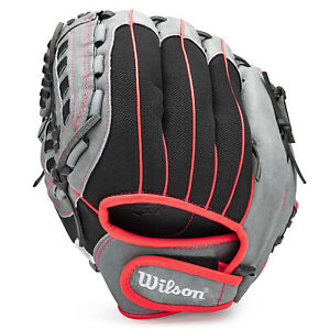 "Wilson Flash Series 11.5"" Fastpitch Glove Left Hand Throw"