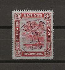 BRUNEI 1908-22 SG 47 USED Cat £350