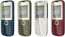 Nokia C2-00 SIM Liberada Cámara + Bluetooth Teléfono Móvil Libre en Caja