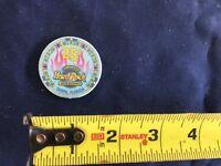 RARE!! SEMINOLE HARD ROCK $.25 cent Casino Poker Chip Tampa, FL