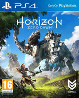 Horizon Zero Dawn PS4 PlayStation 4 PS4  MINT UK STOCK -  SUPER FAST DELIVERY