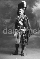 British Army Highlanders General Sir Charles Douglas 5x4 Inch Reprint Photo R