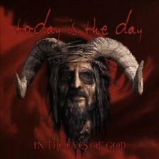 TODAY IS THE DAY - IN THE EYES OF GOD [DIGIPAK] NEW CD