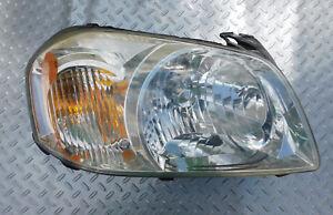 05 06 Mazda Tribute Right RH Headlight Headlamp Passenger Side