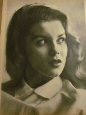 Ann-Margret, Jackie Kennedy, Double Full Page Vintage Pinup