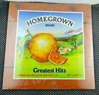 Homegrown Brand Greatest Hits (KGB Records) Sealed