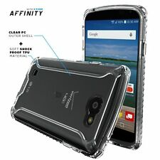 [20pcs/lot] For LG Zone 3 / K4 / Spree Case Soft Shockproof TPU Cover-【Affinity】