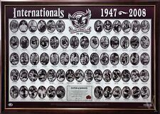 MANLY SEA EAGLES  INTERNATIONALS  PRINT POSTER FRAMED RUGBY LEAGUE MEMORABILIA