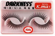 2 Pairs of Darkness Eyelashes Kma5