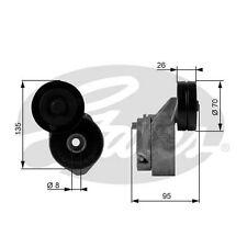 Rover, Honda, Freelander 2,0 Diesel Alternator, Ribbed Belt Tensioner