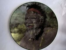 ORIGINAL AUSTRALIAN ABORIGINAL PICTURE PLATE ROYAL DOULTON CHINA D 6422