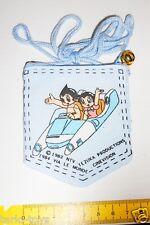 TETSUWAN ATOM - ASTROBOY 80s NTV Japan bag wallet - borsellino tracolla mint