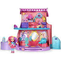NEW! Nickelodeon Sunny Day's Fan-tastic Salon Playset, Doll, & Styling Tools