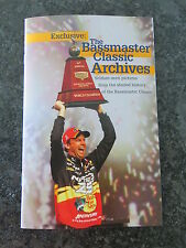 New listing Bassmaster Classic Archives - Great Photos and Statistics - 18 pages, color