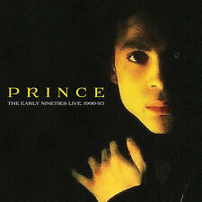 PRINCE - The Early Nineties Live, 1990-93. New 5CD Box set + Sealed. **NEW**
