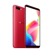 NEW Oppo R11s RED 4G LTE- Single Sim UNLOCKED - AU STOCK - 5% OFF with PENNY5