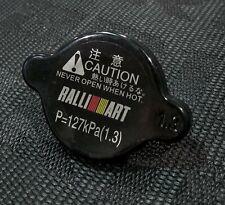 BRAND NEW JDM 1.3bar 15mm Ralliart Racing Cap High Pressure Radiator Cap