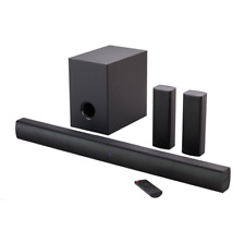 "New Onn. 36"" 5.1 Soundbar with Wireless Subwoofer - 5 Speaker Pack - org. $169"