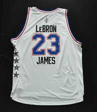 LEBRON JAMES ALL-STAR GAME 2015 NYC NEW YORK JERSEY ADIDAS SWINGMAN CAVS XL