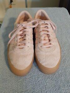 adidas Samba Rose Platform  Womens  Sneakers Shoes Casual   - Pink Size 5.5