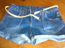Short en jean's