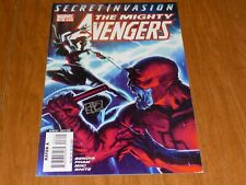 """The Mighty Avengers #16 """"Secret Invasion"""" ~ SIGNED on the cover by KHOI PHAM"""