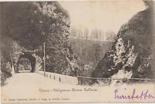 ITALIA 1903 VARESE - VALGANNA -PRIMA GALLERIA