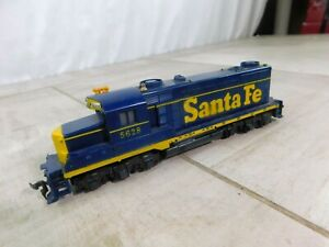 Tyco 5628 Sante Fe Diesel Locomotive Tested Working