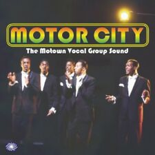 ** VAR ART MOTOR CITY THE MOTOWN VOCAL GROUP SOUND 3CD EARLY CLASSICS & RARITIES