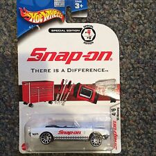 2004 Hot Wheels Snap-on Tools Special Edition '65 Mustang New never opened