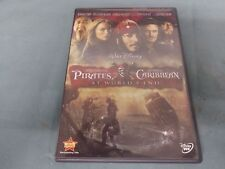 PIRATES OF THE CARRIBEAN AT WORLD'S END (DVD, 2007) WALT DISNEY JOHNNY DEPP NTSC