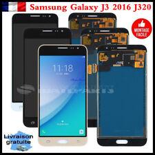 Pour Samsung Galaxy J3 J320FN 2016 J320F LCD Ecran Tactile Display NOIR OR BLANC