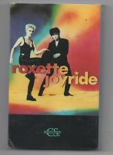 Roxette Joyride Cassette Single 1991 Joyride Single Re-Mix
