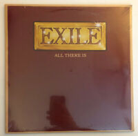 Exile - And There Is - Factory SEALED 1979 US 1st Press Record