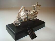 Caspi Silver 925 Miniature IsralelLife Motorcycle