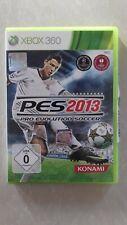 Pro Evolution Soccer 2013 Xbox 360 - sehr guter Zustand