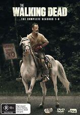 The Walking Dead Season 1 - 9 Blu-ray Region &