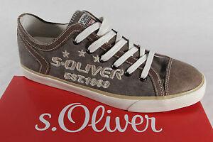 S.Oliver Men's, Beige / Braun, Rubber Sole, New