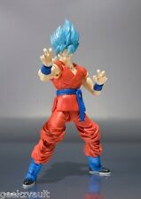 S.H Figuarts Dragon Ball Z Super Saiyan God Goku Bandai Figure InStock*US Seller